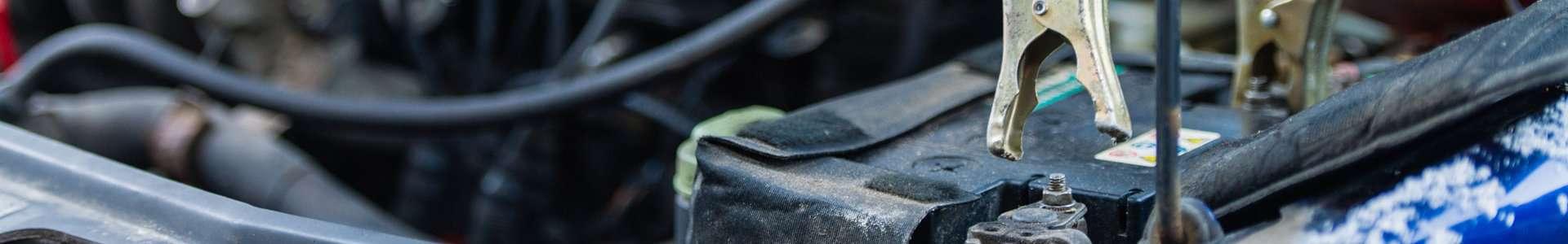 awaryjne odpalanie pojazdu na kable